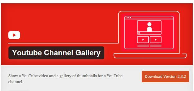 YouTube频道库