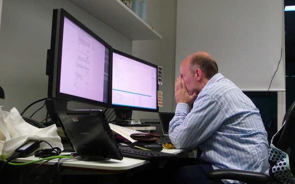 大龄程序员怎样渡过中年危机?