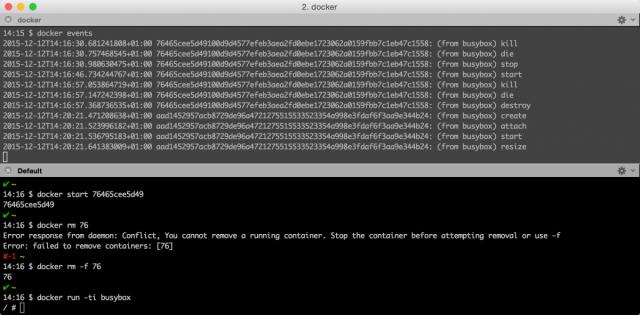 10个日常Docker使用技巧