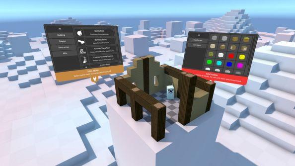 《我的世界》VR版MOD游戏演示 超刺激过山车体验