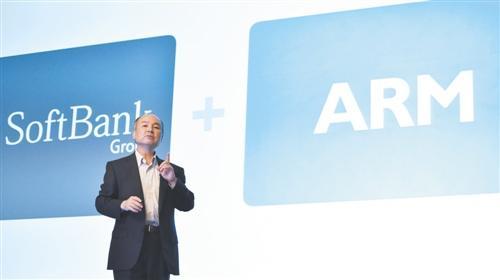 ARM自曝软银收购案始末:孙正义的终极目标是物联网