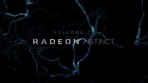 AMD寄望Radeon Instinct 打入人工智能和自动驾驶汽车市场