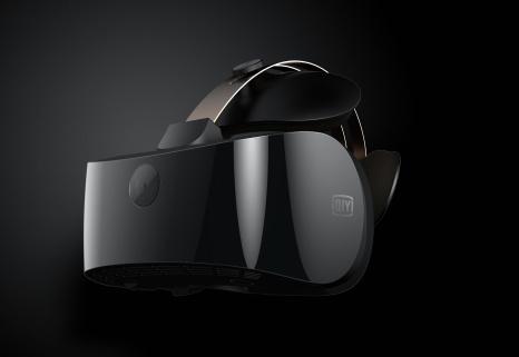 爱奇艺出VR一体机了,4K分辨率+骁龙821还外带VR女朋友