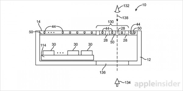 苹果新iPhone专利:正面全屏+平视显示窗口
