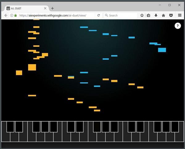"""Google新AI可与你共弹""""钢琴二重奏"""""""