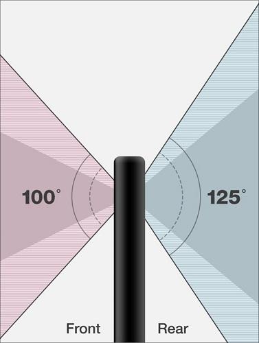 LG证实G6配备后置双1300万像素 / 前置100°广角摄像头