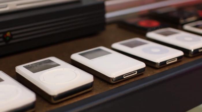 4分钟走完iPod Classic的13年历史