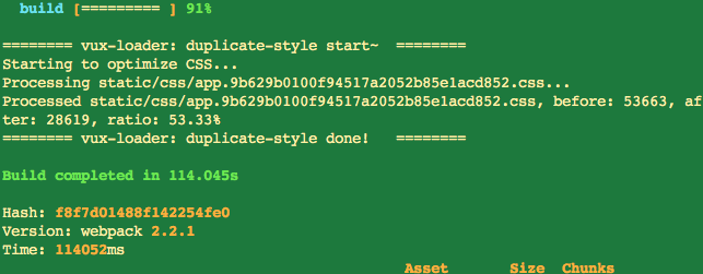 Vux v2.1.1-rc.12 发布,基于Vue和WeUI的组件库