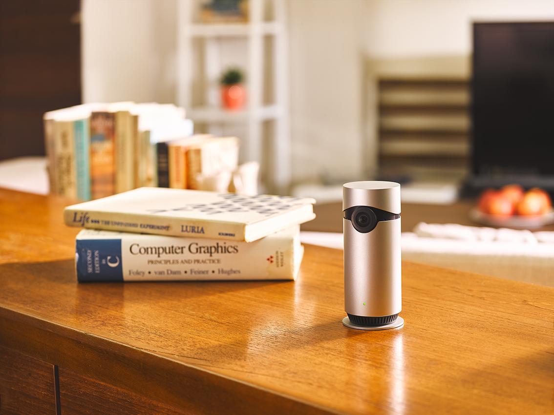 首款支持HomeKit家用安全监控摄像头体验