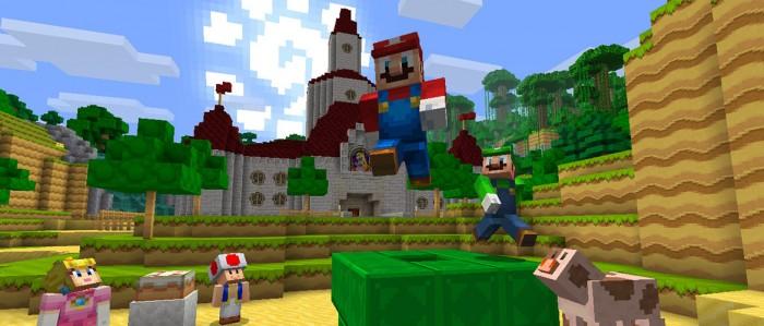 《Minecraft》将于5月11日登陆任天堂Switch