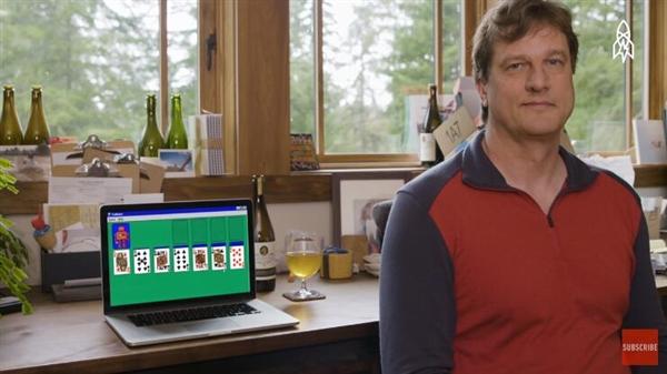 是他创造了Windows纸牌游戏:盖茨大赞