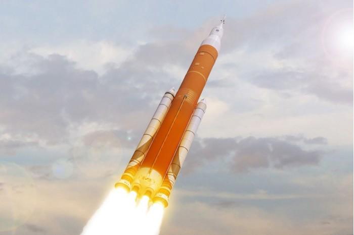 NASA新型重型火箭SLS前两次飞行仍可能会遭到推迟