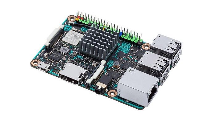 华硕在美开售Tinker开发板:比树莓派3配置更强悍