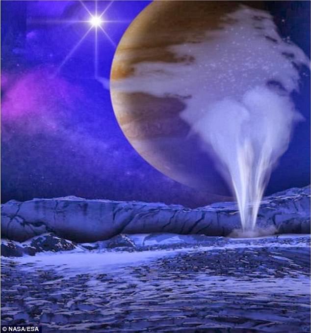 NASA将公布重磅消息:揭晓木卫二生命搜寻计划