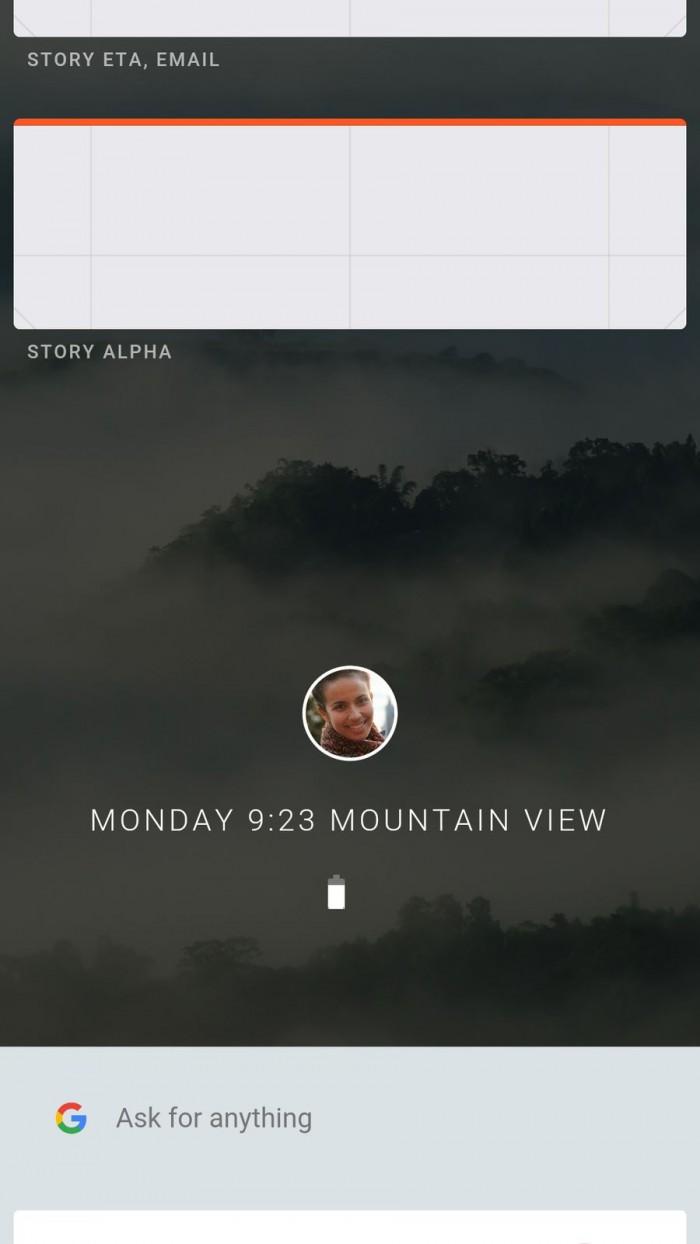 下载:Google神秘系统Fuchsia上手一览