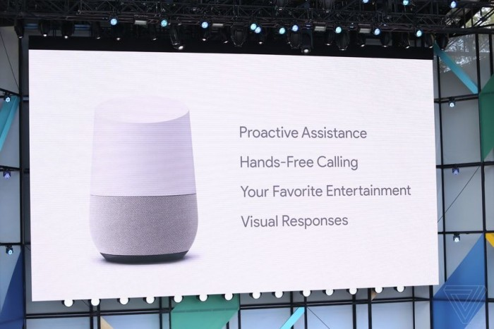图文实况:Google I/O 2017开发者大会