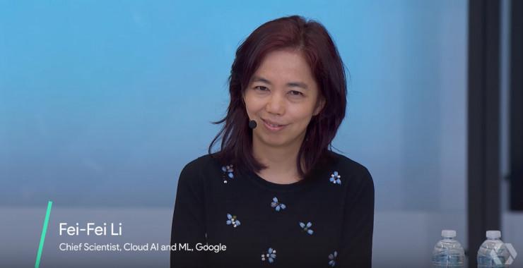 """李飞飞:我把今天AI所处的发展阶段称为""""AI in vivo"""""""