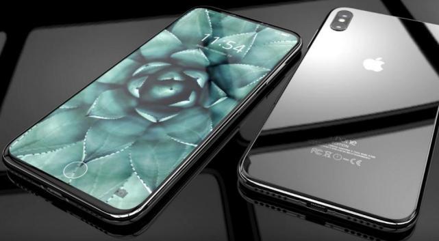 苹果最大生产合作伙伴曝光iPhone 8:外观彻底颠覆