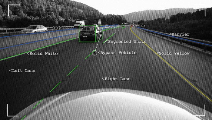 英特尔将组建100辆自动驾驶车队年底上路测试