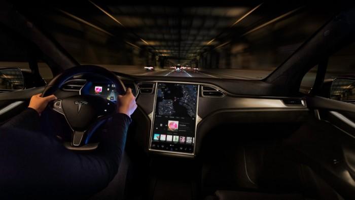 特斯拉Autopilot获得秘密升级 更接近完全自动驾驶目标