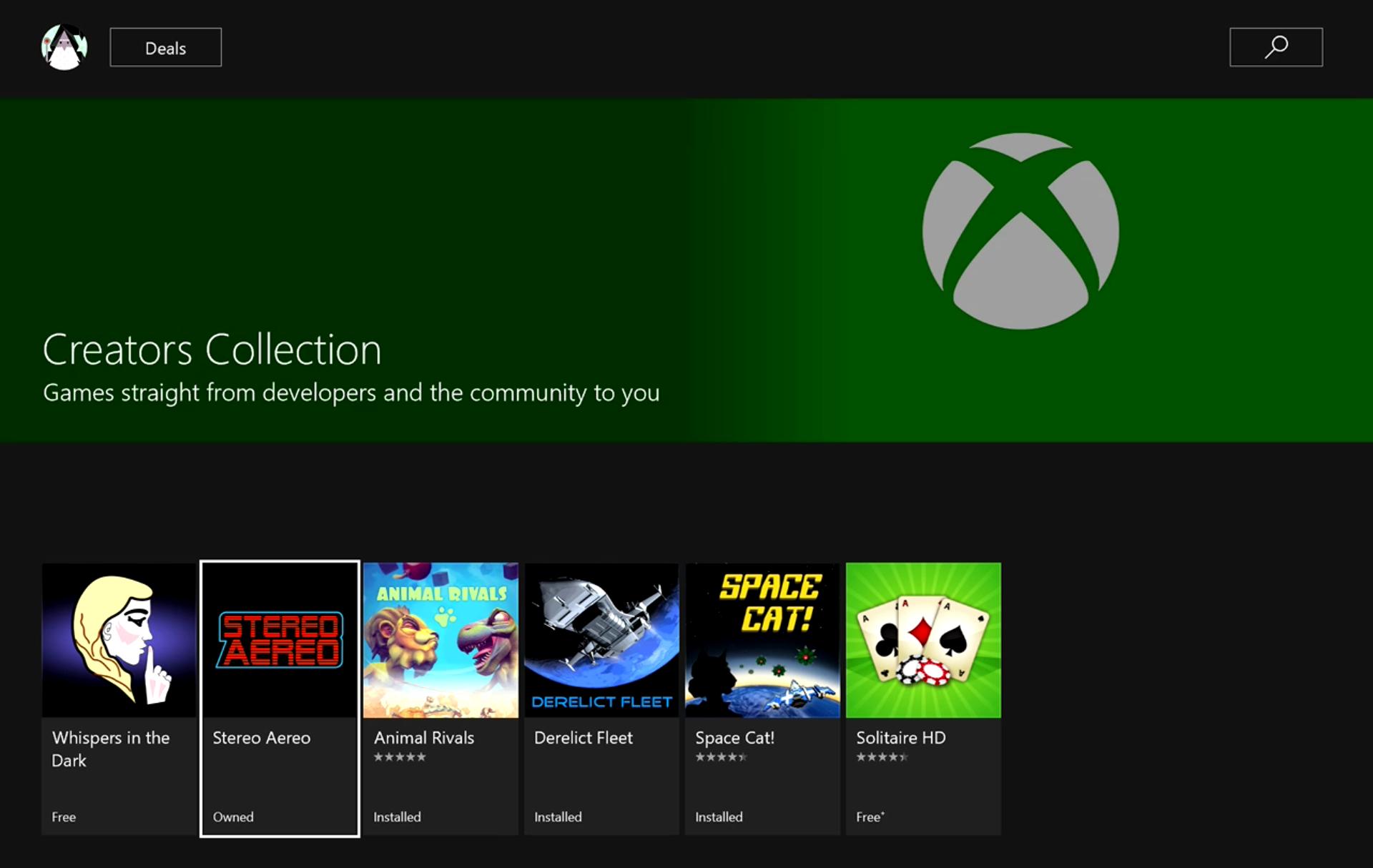 Xbox Live Creators独立游戏计划正式上线