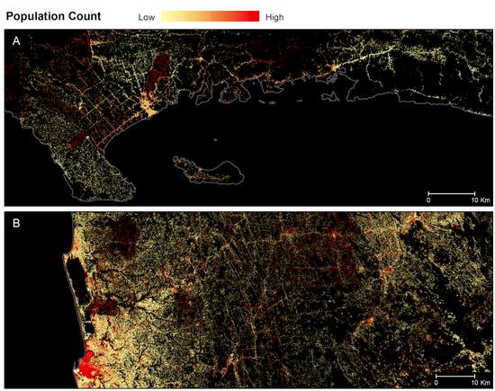 Facebook要绘制地球75亿人位置图 想为全球提供网络服务