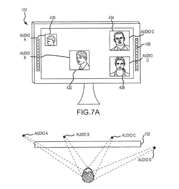 苹果最新专利显示苹果下一代Mac可能会自动调整音频