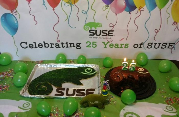 Linux发行版SUSE诞生二十五周年