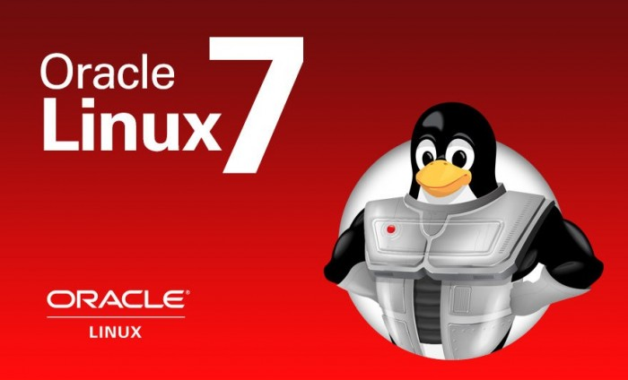 Oracle Linux 7.4发布:支持UEFI Secure Boot