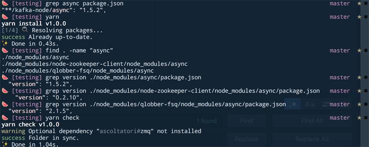 Facebook发布JavaScript包管理器Yarn 1.0