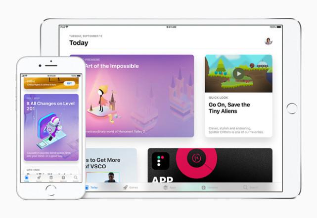 苹果紧急发布新系统iOS 11.0.1 修复多种BUG
