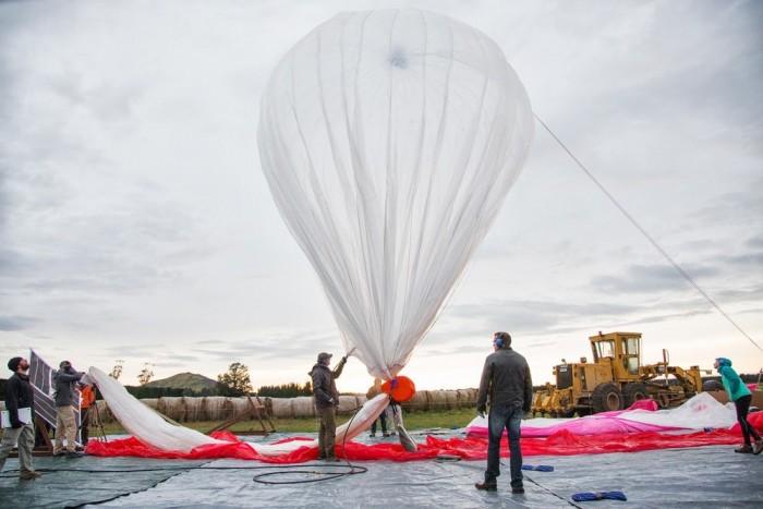 谷歌计划部署30个高空气球帮波多黎各恢复网络服务
