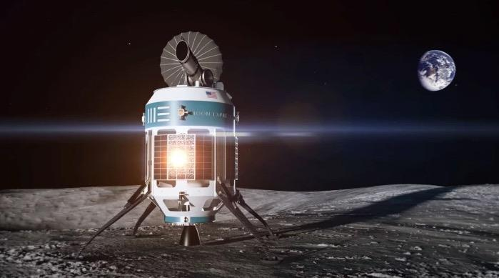 机器人即将登月 谷歌赞助的是太空研究还是宇宙殖民?