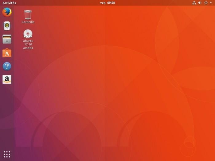 Ubuntu 17.10正式发布:桌面弃32位 七年首次换桌面