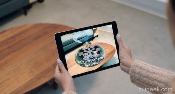 """谷歌也在安卓中加入AR技术,新功能是否能与苹果""""抗衡""""?"""