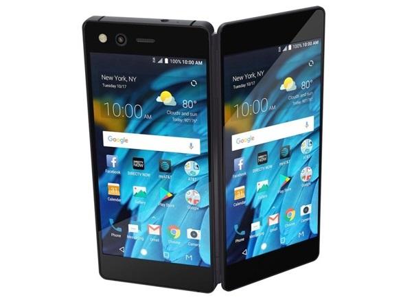 多家Android设备厂商有意推出双屏折叠智能机