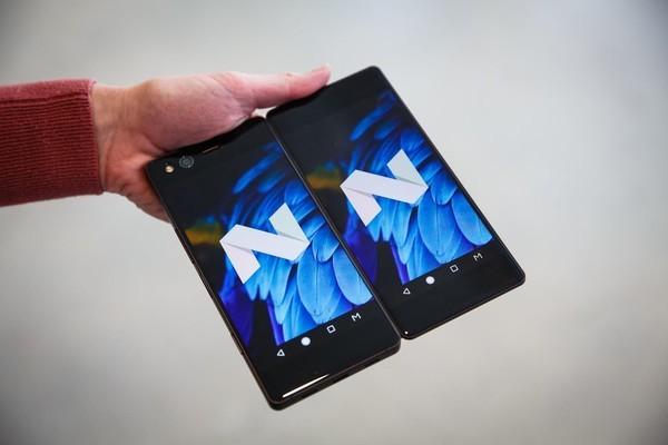 全面屏过时了 华为OPPO等大批厂商正研发双屏折叠手机