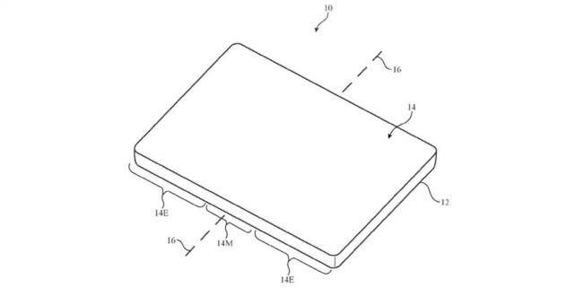 可折叠iPhone传闻或成真?苹果申请可折叠屏幕专利