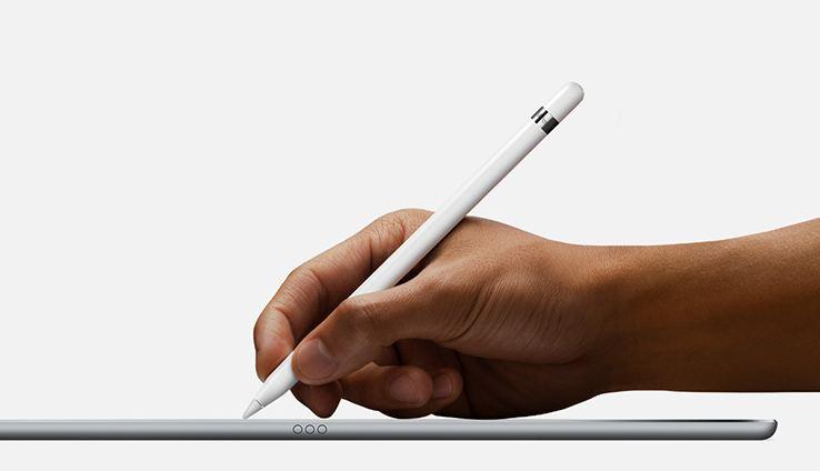 iPhone上支持Apple Pencil又有专利更新了