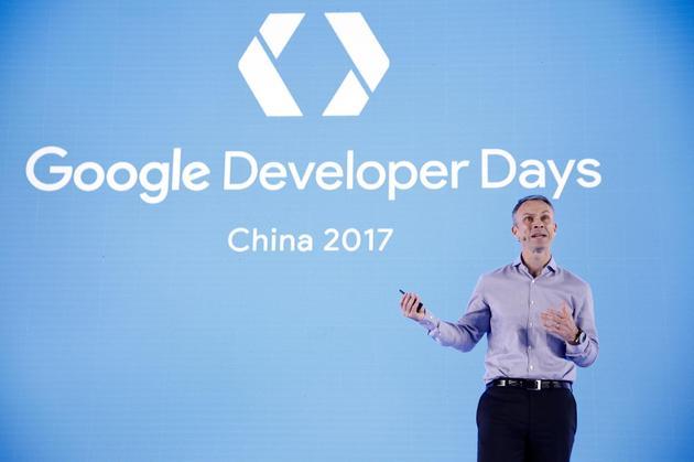 谷歌中国2017:面向开发者的1年 AI先行的1年