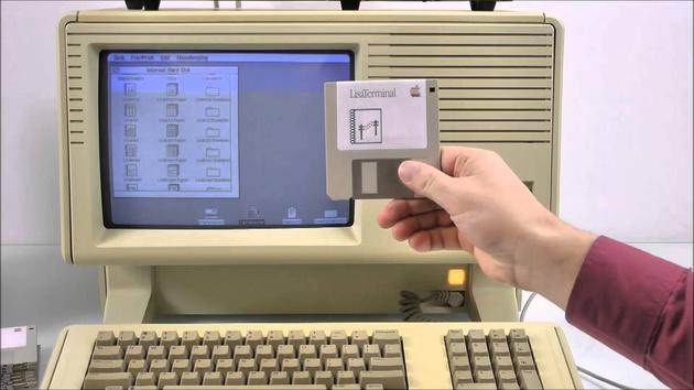 苹果经典电脑Lisa源代码修复完成 将于2018年开源