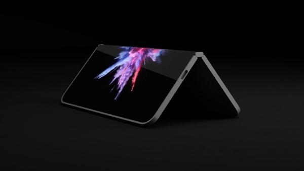 新专利泄天机:微软正造Surface Phone 双屏很逆天