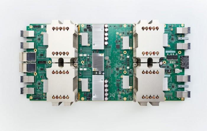 谷歌向第三方开放自研AI芯片TPU:每小时6.5美元