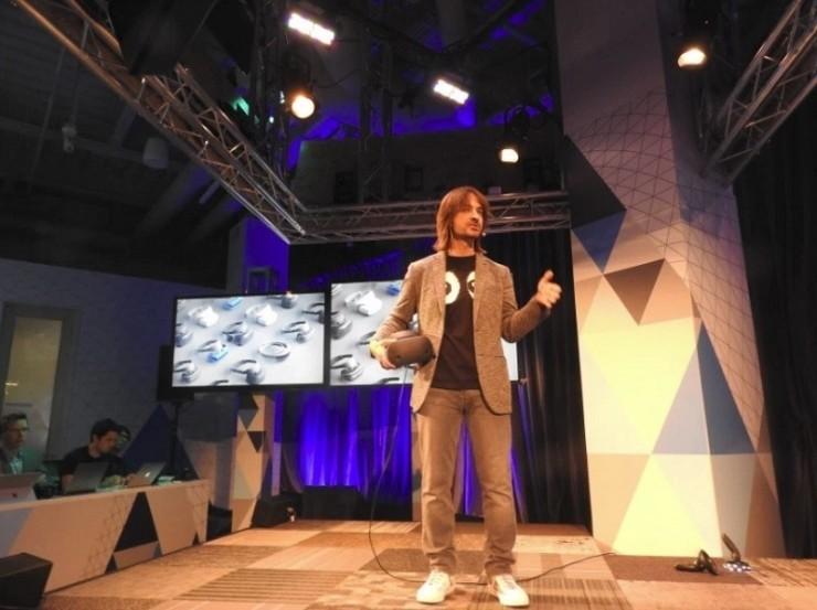 HoloLens之父Alex Kipman:2018年MR有这三大趋势