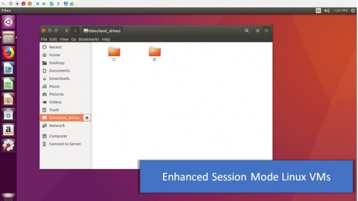 微软和Canonical合作增强Ubuntu 18.04的虚拟机体验