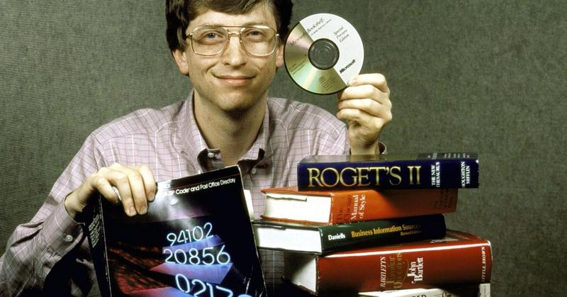 比尔·盖茨:一生中有三个时刻,我感到自己是成功的