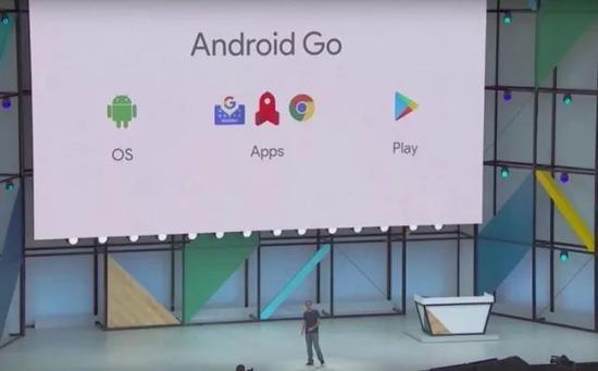 Android Go让上古神机崛起?真正愿景或是收割功能机