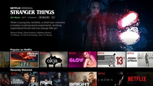 除了投重金制作内容 Netflix还在利用AI完善流媒体技术