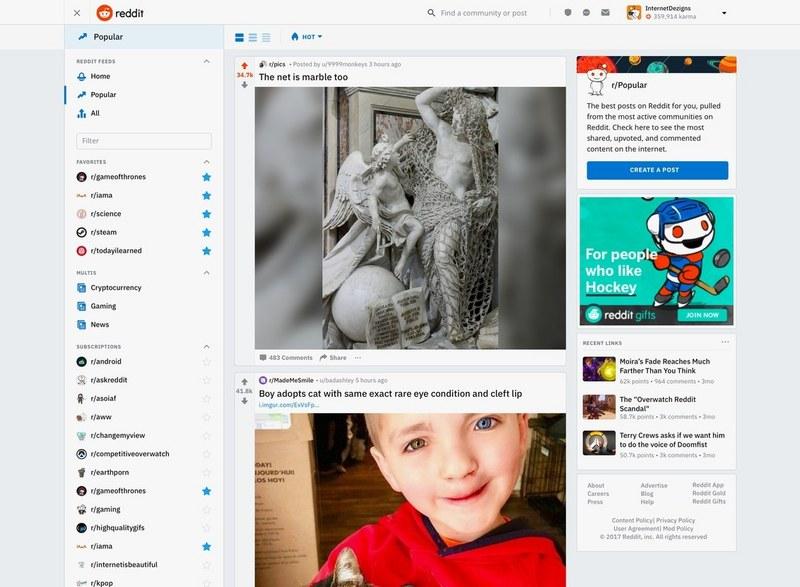 十年后的首次翻新:全球第四大网站 Reddit 重新设计的内幕故事