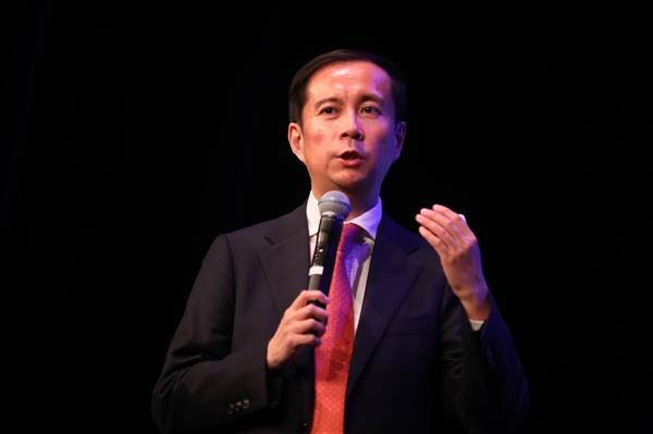 阿里巴巴CEO张勇:全球化不是砸钱搞采购 而是培育当地新生态